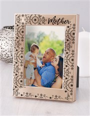 Personalised Mother Photo Frame