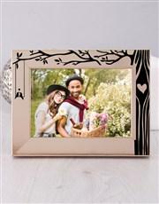 Personalised Tree Photo Frame