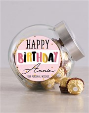 Say happy birthday with this cheerful 'Happy Birth