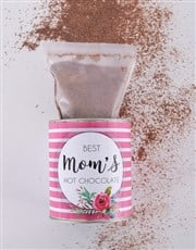 Personalised Hot Chocolate Tin For Mom