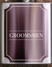 Personalised Classic Hip Flask