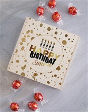 Make the birthday boy or girl's day with this wood