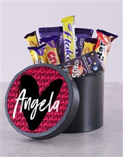 Personalised Love Hat Box