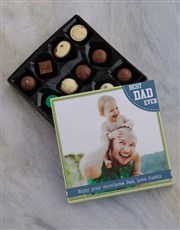 Spoil your special dad with a tray of 12 assorted