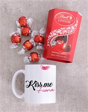 Ensure lots of kisses with this mug which is brand