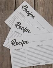 Five star recipe box