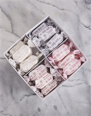 Personalised Sally Williams Nougat Box