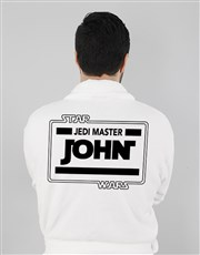 Personalised Jedi Master Gown