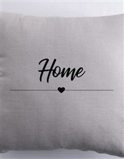 Personalised House Scatter Cushion