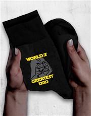 Personalised Star Wars Socks