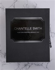 Personalised Charlotte Rhys Ultimate Gift Box