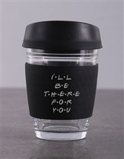 Personalised Be There Travel Mug