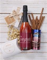 Personalised Congrats Gourmet Giftbox