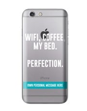 Personalised Perfection iPhone Cover