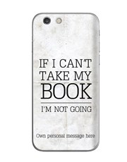 Personalised Bookish iPhone Cover