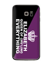 Personalised Queen Samsung Cover