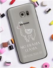 Personalised Llama Samsung Cover