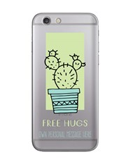Personalised Cactus iPhone Cover