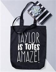 Personalised Totes Amaze Bag