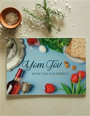 Passover glass chopping board