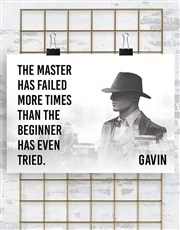 Personalised Master Poster