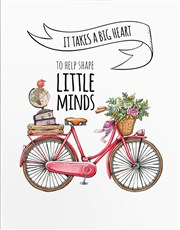 Personalised Little Minds Poster