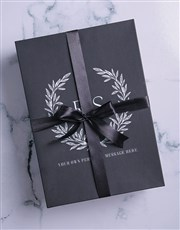 Laurel Personalised Wine Duo Giftbox