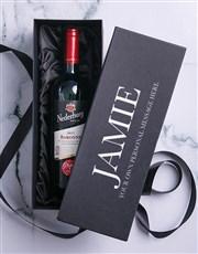 Personalised Celebration Printed Giftbox