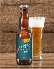 Personalised Like Its Hot Craft Beer