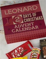 12 Days Of Christmas Gourmet Advent Calendar