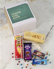 Personalised Message Gourmet Box