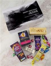 Personalised Birthday Gourmet Giftbox