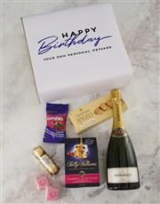 Personalised Birthday Gourmet Gift