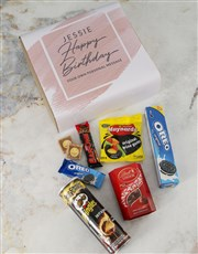 Personalised Gourmet Birthday Gift