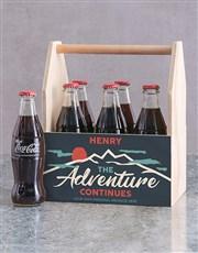 Personalised Adventure Printed Beer Crate