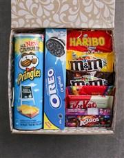 Personalised Fearless Leader Gourmet Box