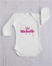 Personalised Princess Clothing Gift Set