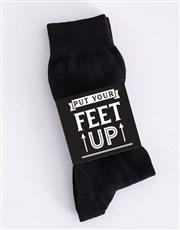 Personalised The Legend Socks