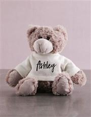 Teddy in a Photo Tin