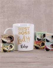 Show the boss lady how much she rocks with this un