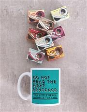 Personalised Rebel Mug Set