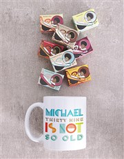 Personalised Not So Old Mug