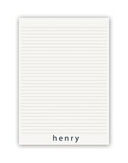 Personalised Skillful Sailor Notebook