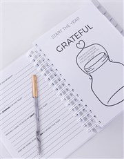 Personalised Grateful Heart Journal