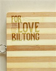 Surprise a biltong lover with a gift that is both