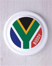 Personalised SA Frisbee and Bandanna