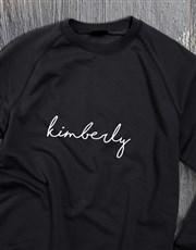 Personalised Best Ever Ladies Sweater
