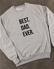 Personalised Best Ever Sweater