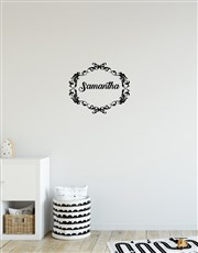 Personalised Name Wall Vinyl