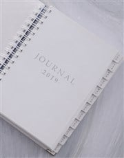 Personalised Magical Unicorn Goal Journal